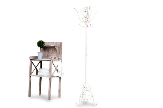 Zoé metal coat stand Clipped