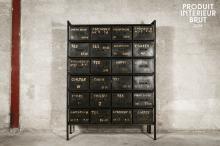 24 drawer workshop chest