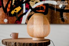 Skib table lamp