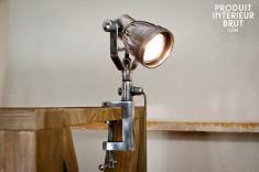 Chehoma : Table-clamp light